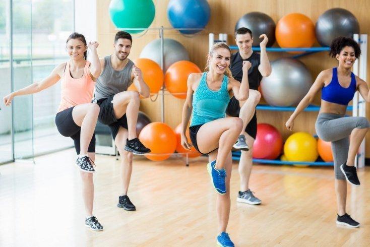 Разновидности танцевальных фитнес-тренировок