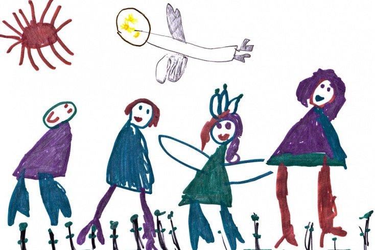 Раскрытие особенностей психики ребенка через рисунок