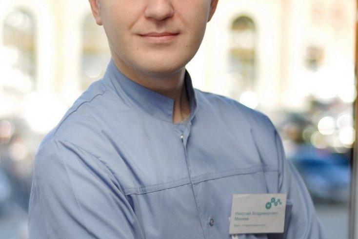 Михеев Н.В. врач-отоларинголог клиники Медси на Дербеневской набережной