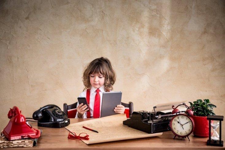 Психическое развитие ребенка и опасности интернета