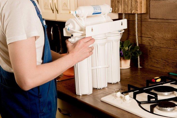Методы фильтрации воды