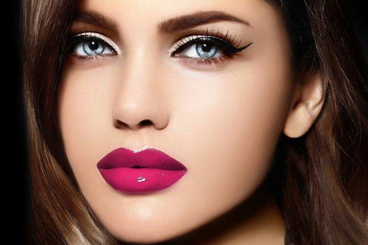 Выбор стрелок для макияжа по форме глаз