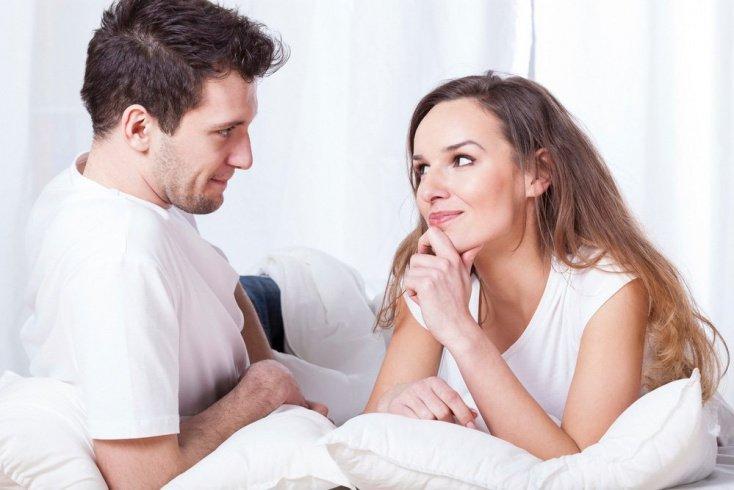 Что спросить у партнера?