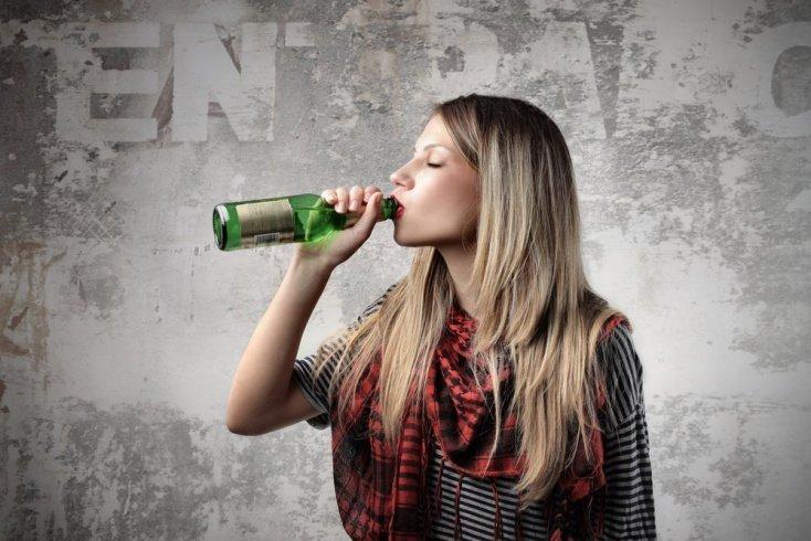 Вредные привычки: употребление пива