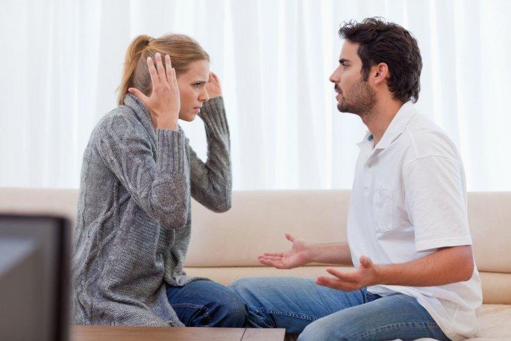 Изменения отношений с партнером