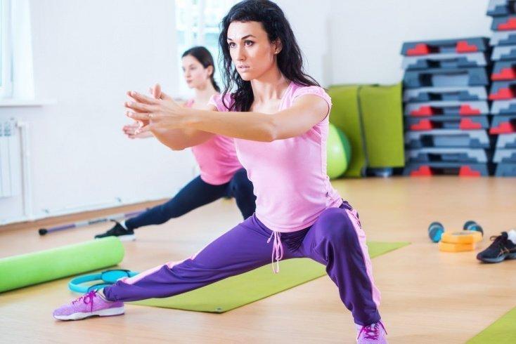 Виды растягивающих упражнений