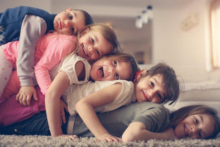 Родители должны чувствовать мир детей