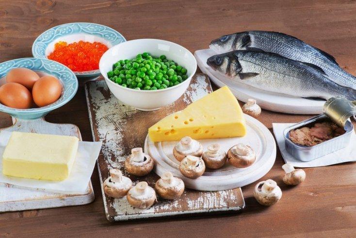 Количество еды и качество здорового питания