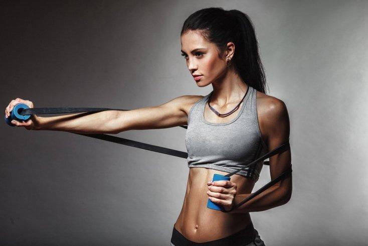 Виды спортивных жгутов для фитнеса