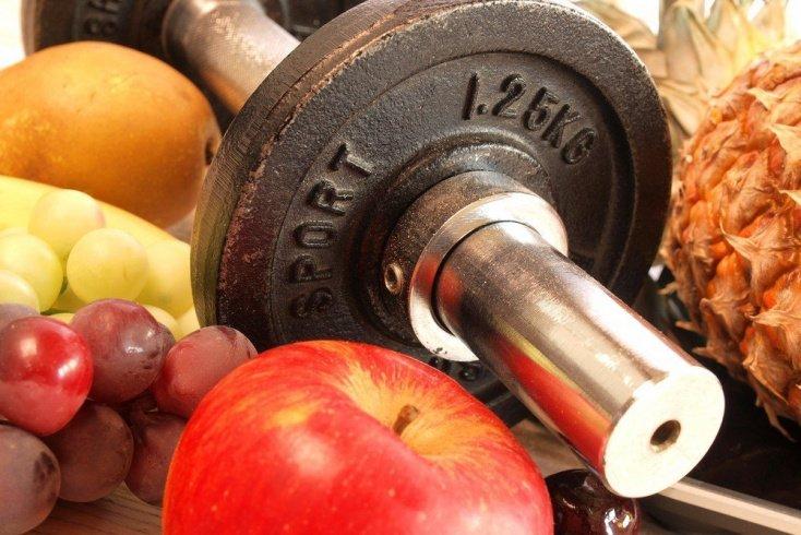 Питание и занятия фитнесом