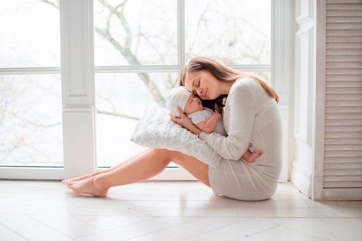 Спокойствие молодой мамы бесценно