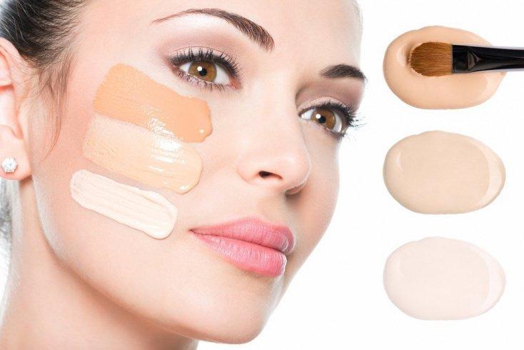 Сухая кожа: увлажнение, плотные тональные основы