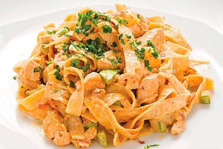 9. Тальятелле Источник: preparedfoods.com