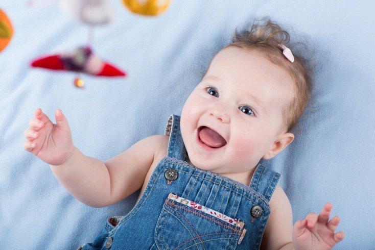 Развитие речи у детей: первые слова