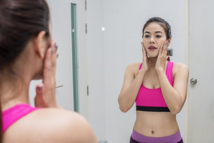 Фитнес для лица: польза и эффективность