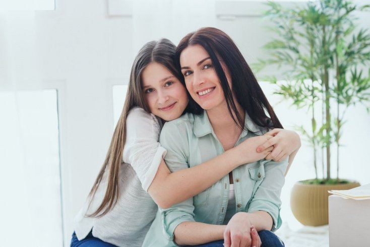 Подростки, пролапс и ВСД