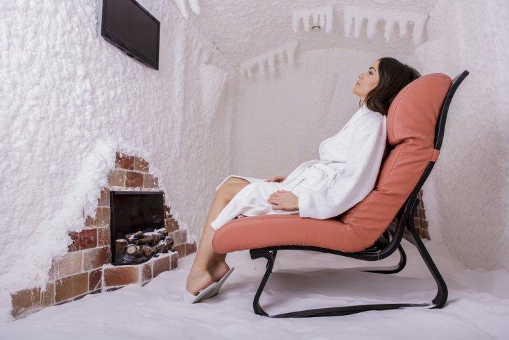 Соляные комнаты для профилактики и лечения