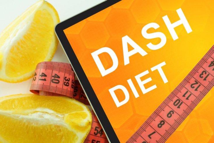 Как бороться с лишним весом с помощью диеты DASH