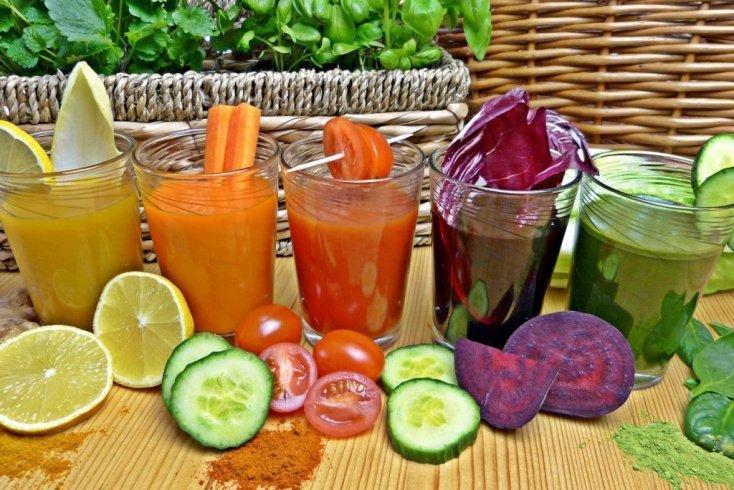 Меню диеты, укрепляющей здоровье