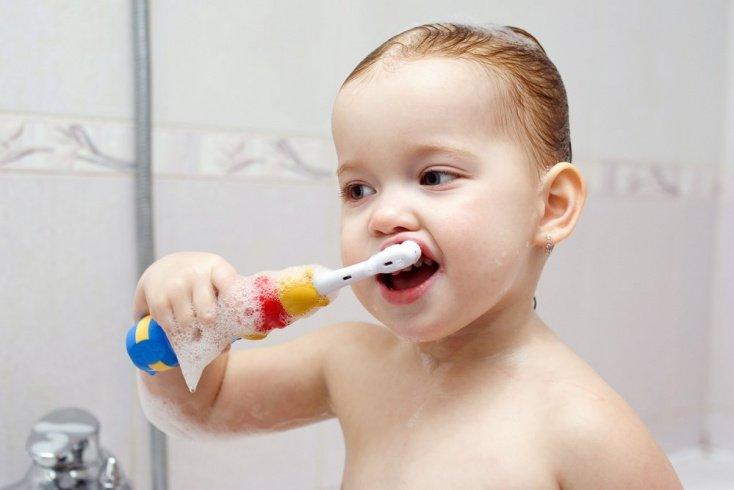 Памятка для родителей — выбор электрической зубной щетки