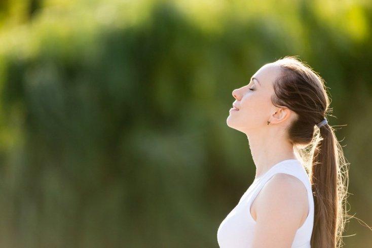 Глубокое дыхание как способ абстрагироваться от стресса