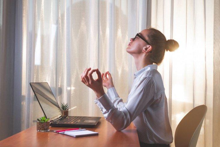 Медитация против стресса