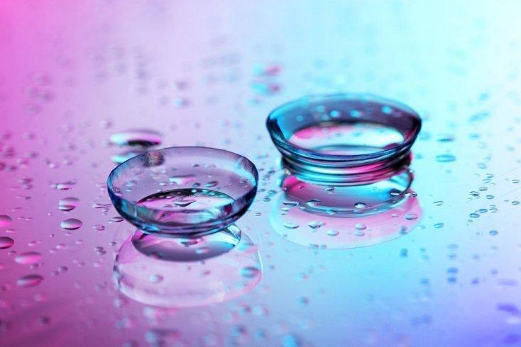 Типы контактных линз и их преимущества