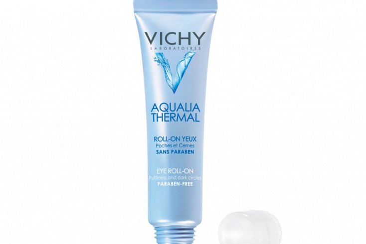 Увлажняющий ролик для контура глаз, Vichy Aqualia Thermal Yeux-Eyes, 15 мл Источник: baroness.co