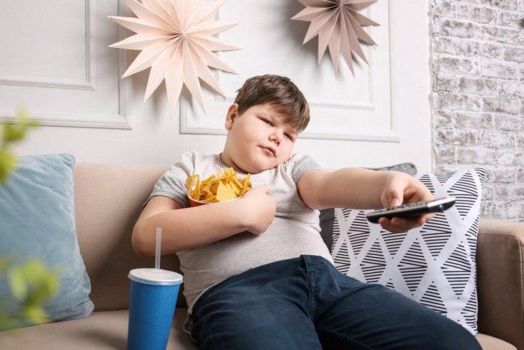 Почему дети сталкиваются с избыточной массой тела?