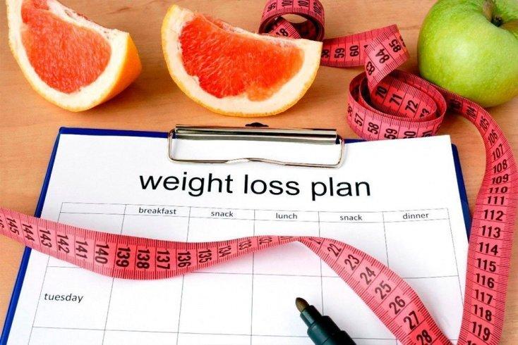 Примерное меню грейпфрутовой диеты на неделю