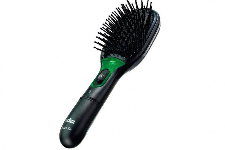 Расческа Satin Hair 7, Braun Источник: gala.de