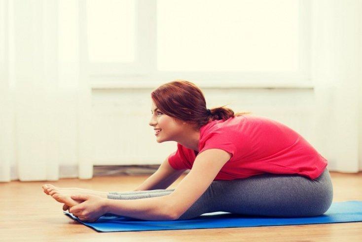 Значение фитнес-растяжки мышц ног для поклонников ЗОЖ