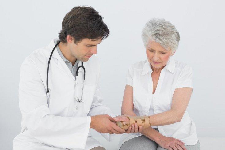 Меры профилактики атрофии мышц в период ношения гипсовой повязки