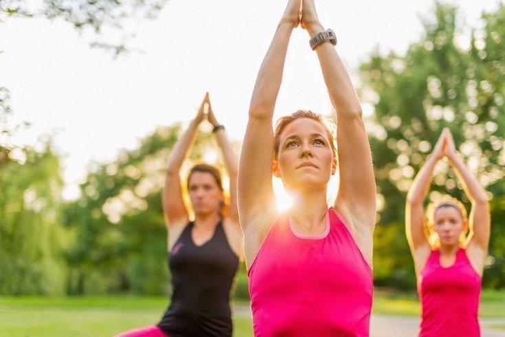Комплекс поз йоги для новичков
