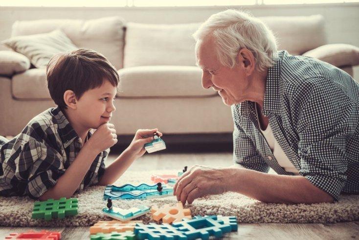 Кто такие дедушки?