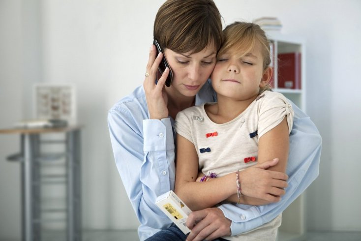Осложнения цистита у детей