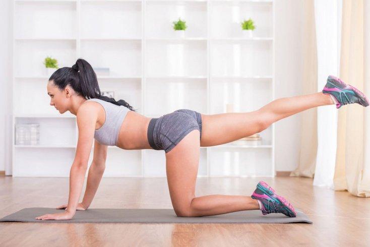 Не забываем про упражнения