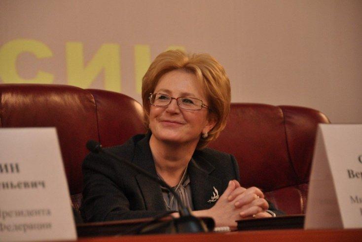 Вероника Скворцова. Источник фото: ktovmedicine.ru