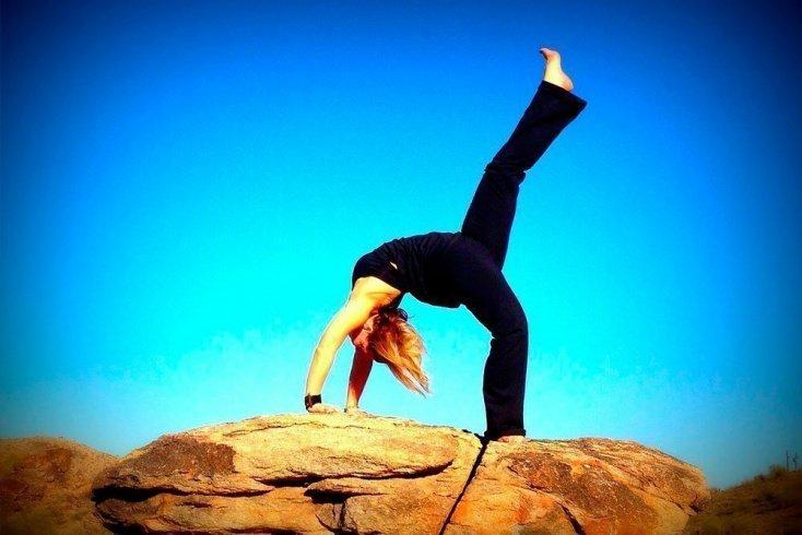Йога и аквааэробика как щадящий вариант занятий