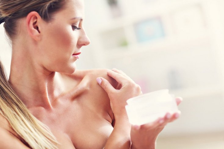Средства для кожи груди