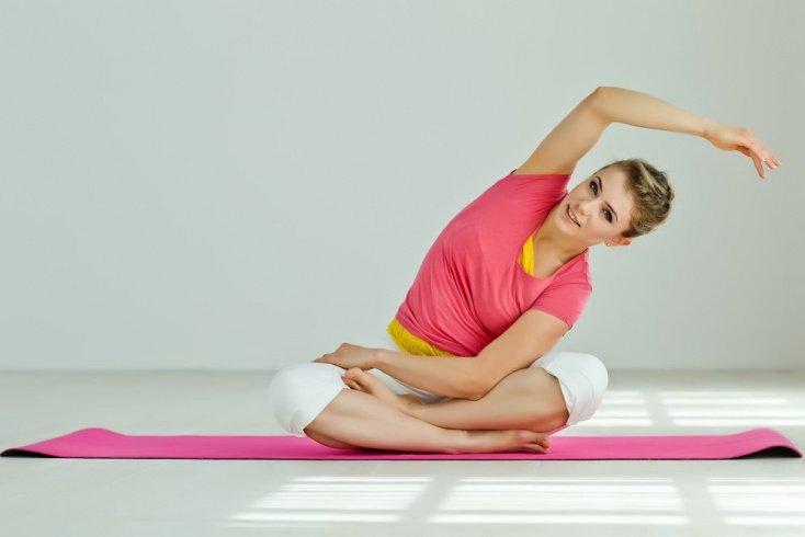 Как организовать нужную обстановку для упражнений йоги