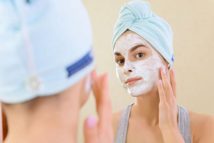 Кожа лица и шеи: рецепты красоты