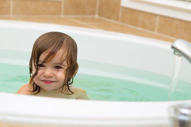 Вода из ванны — не для питья
