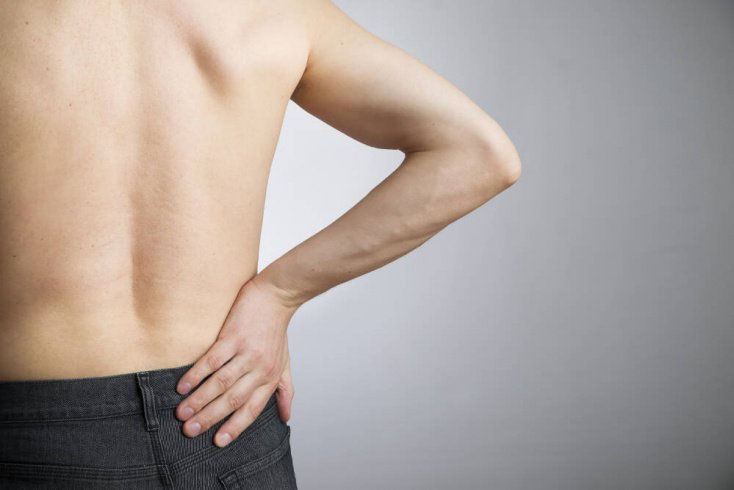 Симптомы кисты почки