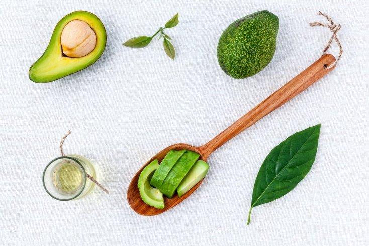 Авокадо: питание кожи и смягчение непослушных волос