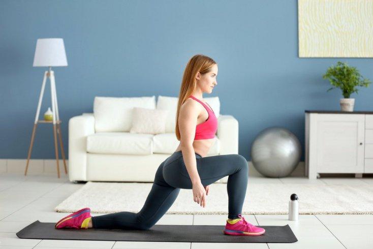 Домашний фитнес: привилегии домашних упражнений
