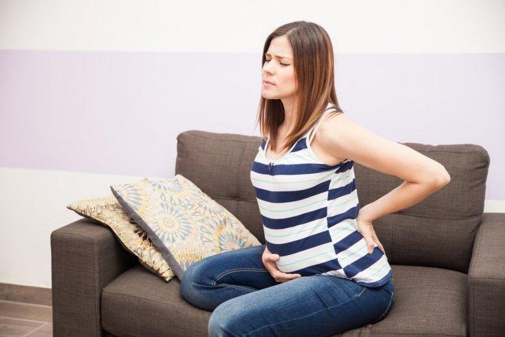 Лечение грыж межпозвоночного диска во время беременности