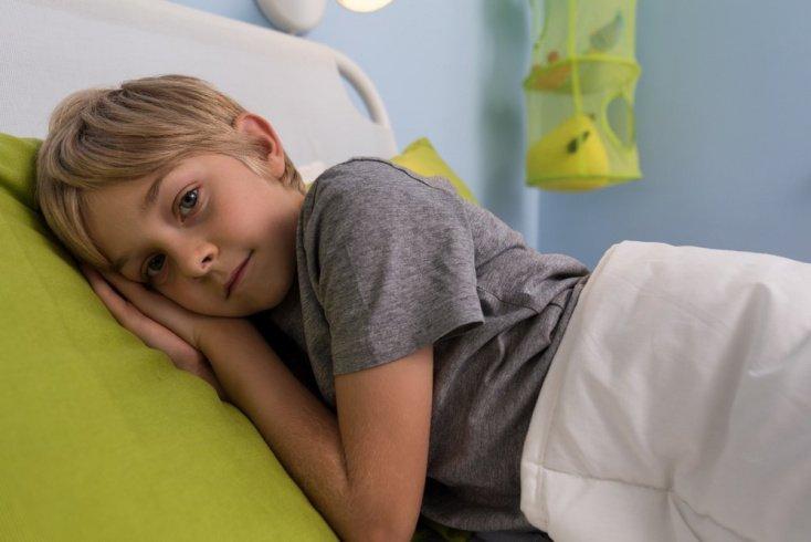 Когда впервые появляются симптомы у детей?