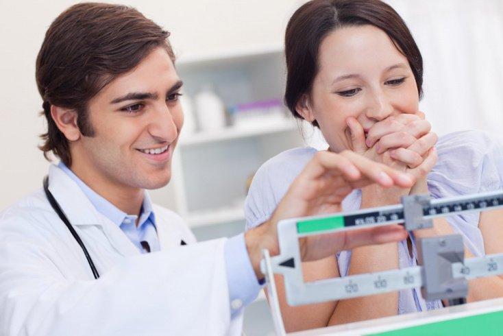 Оставайтесь на связи со специалистом во время похудения