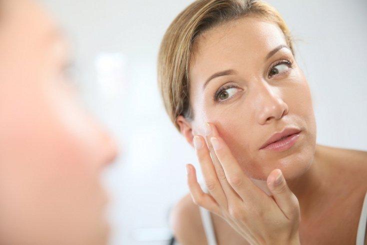 Матирующая пудра для макияжа